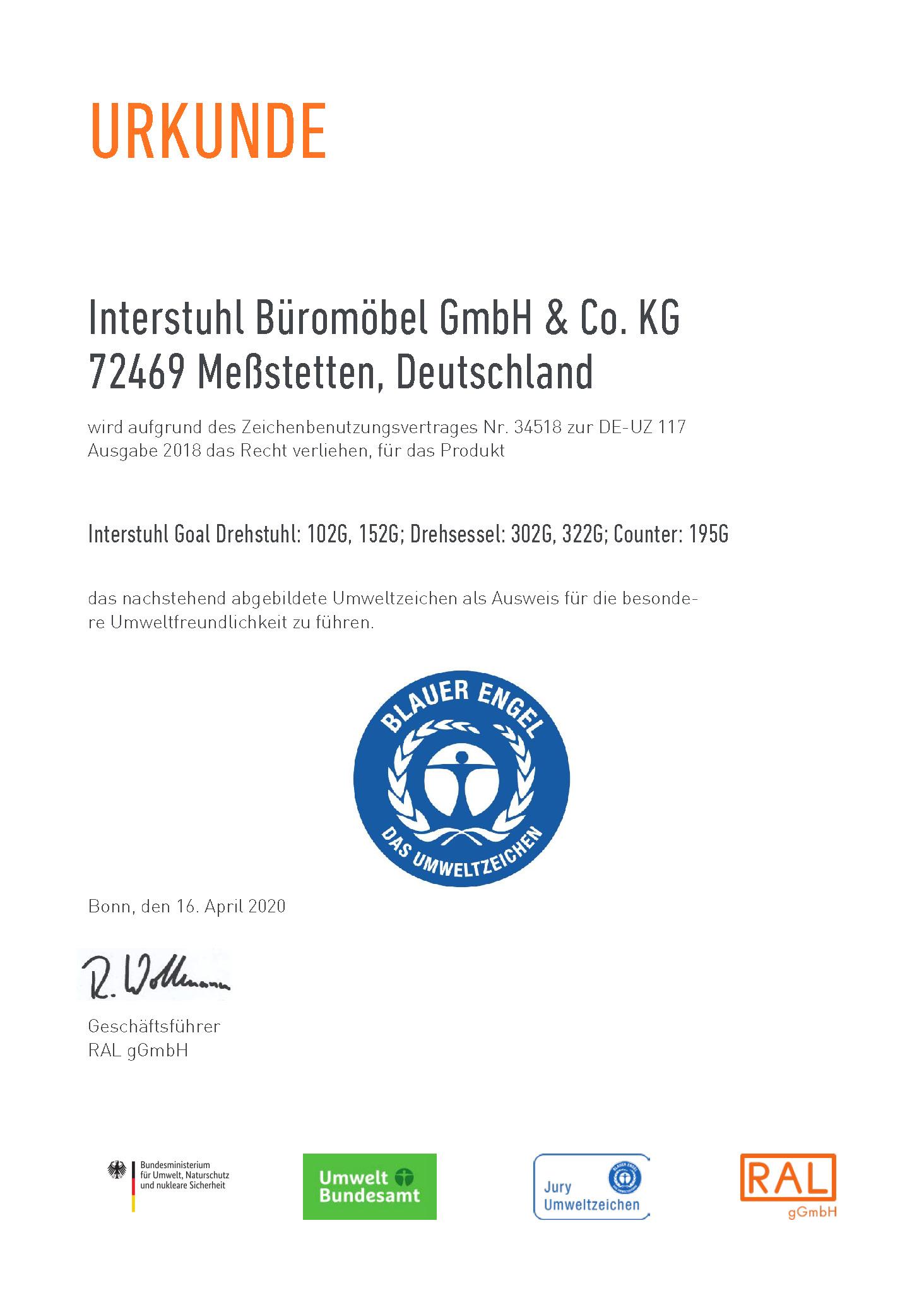 Interstuhl goal - Interstuhl jobs ...