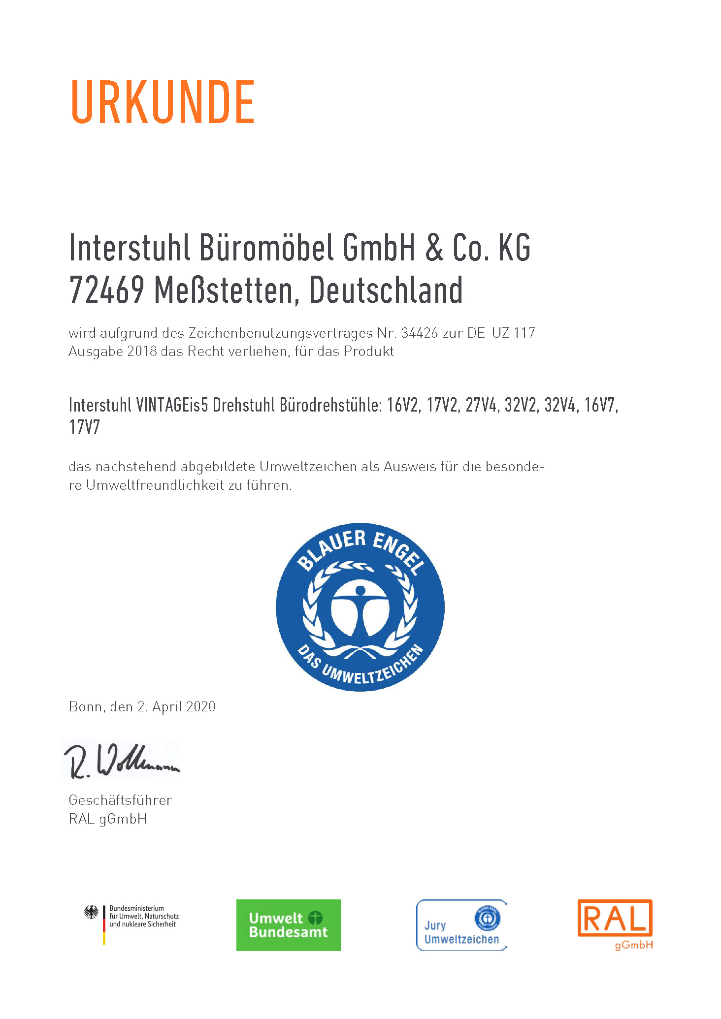 Interstuhl vintageis5 - Interstuhl jobs ...