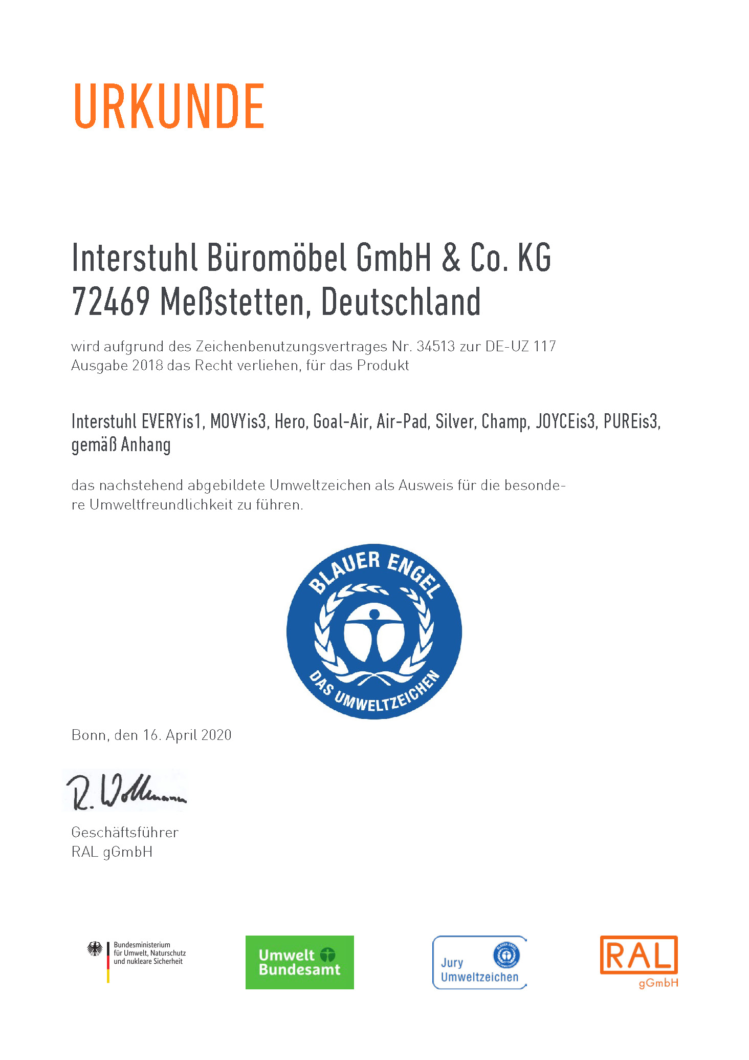 Interstuhl airpad - Interstuhl jobs ...